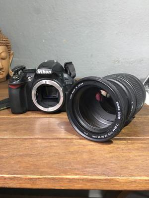 Nikon D + Lente Sigma mm F/2.8