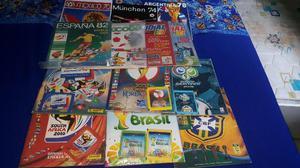 Super coleção álbuns da copa,edição panini