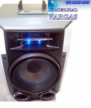 Caixa de som amplif. mp3, bluetooth, aux, contole - novas