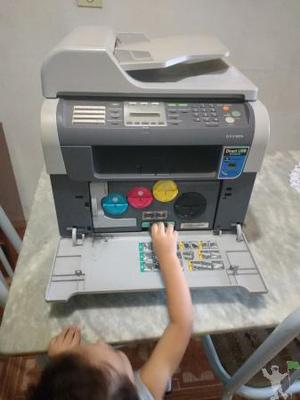 Impressora Samsung clxfn