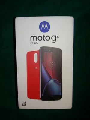 Moto G4 Plus Novo com a caixa lacrado e 1 ano de garantia