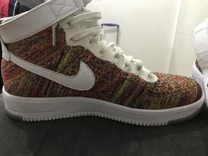 Nike Air Force flyknit tamanho 44