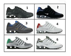 Tênis Nike Shox Nz Premium Novos e Originais