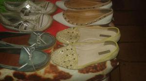 Vendo lote de Sapatos (Leia Descrição)