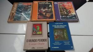 16 livros por