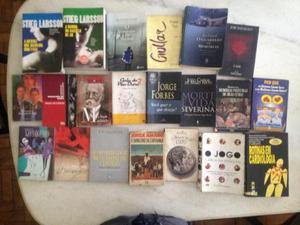 63 Livros de todos os gêneros e com descontos-De