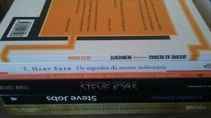 Bazar de Livros de Negócios/Empreendedorismo