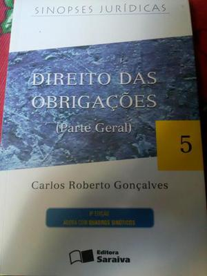 Direito das Obrigações volume 5 e 6