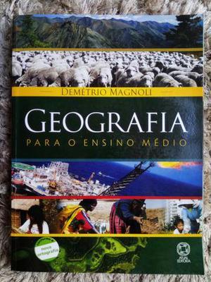 Geografia para Ensino Médio EM ESTADO DE NOVO!