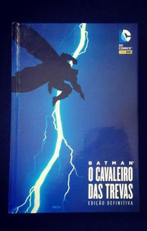 Hq-Batman Cavaleiro Das Trevas Capa Dura