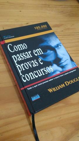 Livro Como passar em provas e concursos