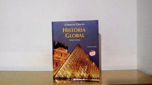 Livro História Global Brasil e Geral