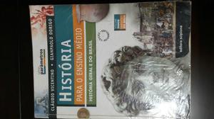 Livro de História Ensino médio