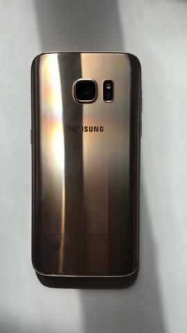 Samsung s7 32gb Dourado (Gear Vr)