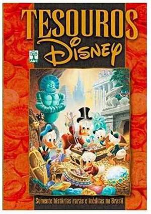 Tesouros Disney - História Raras e Inéditas no Brasil