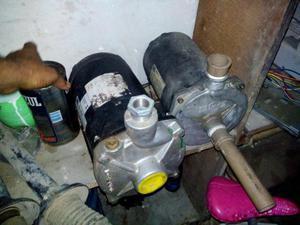 2 bombas dancor motor weg trifasica 3cv