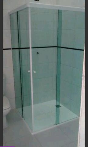 Box de vidro para banheiro promoção