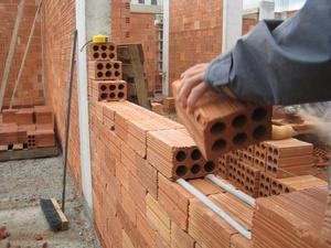 Cola para tijolos e blocos