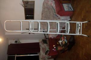 Escada de ferro 7 degrus nova