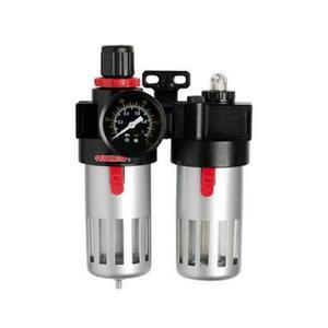 Filtro De Ar ½ Lubrifil Médio Com Regulador De Pressão
