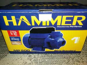 Motobomba Periférica Hammer MP 500