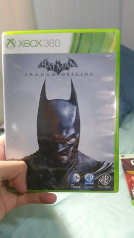 Batman: Arkham Origins Xbox ( Discos)
