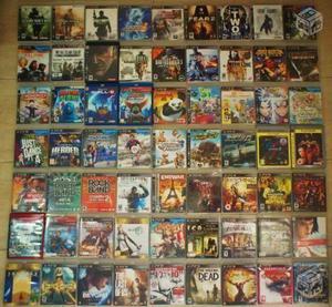 Jogos Originais Xbox 360, PS 3, Xbox One e PS4 a partir de R