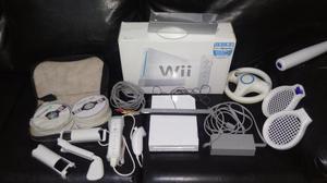 Nintendo Wii desbloqueado na caixa