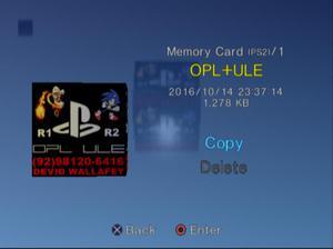 PS2 via Pen drive ou HD Externo com o OPL