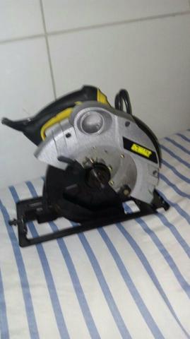 Serra circular W 110v com disco