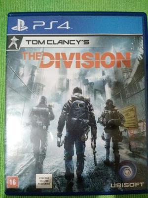 Tom Clancy the division PS4 seminovo