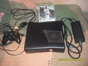 Xbox 360 Slim Lt 3.0 E Rgh Completo Com 30 Jogos Aceito