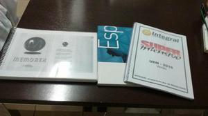 Apostilas Poliedro (curso integral)