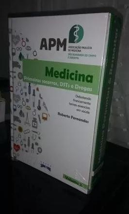 Livro Medicina Perguntas E Respostas. Vol. 1 E Vol. 2