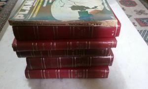 Livros da coleção planeta