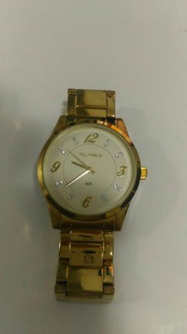 94712e410dc Relógio feminino pulso technos com são paulo