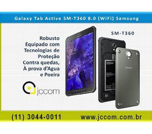 Tablet SM-T360 Samsung SM-T360 TABLET GALAXY TAB ACTVE 8.0