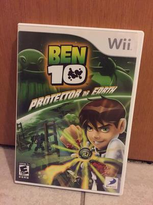 Jogo Ben 10 para Wii