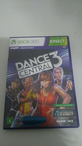 Jogo Dance central 3 para Xbox 360