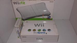 Nintendo Wii - Com Acessorios