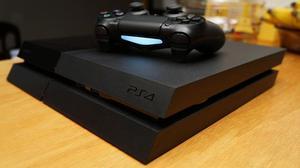 Playstation 4 2 Controle 2 Jogos e Caixa