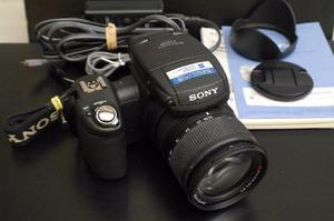 Camera Sony Dsc-r1 Com Lente Zeiss T* mm