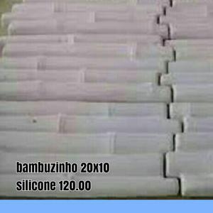 Forma para placa de Gesso em silicone, modelos variados