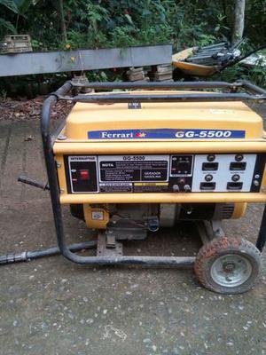 Gerador de energia ferrari a gasolina