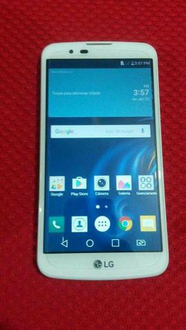 LG K10 Dual Chip 16GB 4G Estado De Zero Com Acessórios