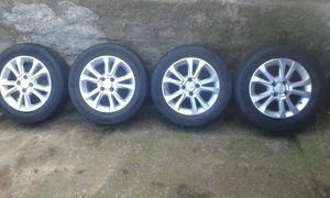 Roda 15 Chevrolet Prisma / Onix