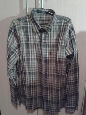 Camisas Social Manga Curta e Longa - Tam. G e GG