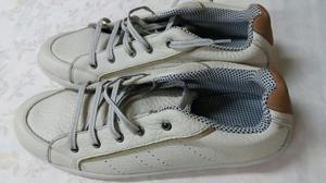 Sapatênis tênis masculino branco 42 NOVO