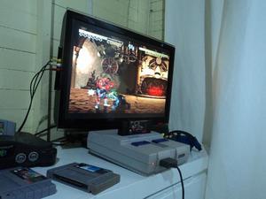 Fitas (jogos) de Super Nintendo