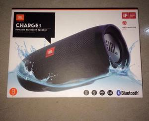 Jbl charge 3 caixa som portatil bluetooth
